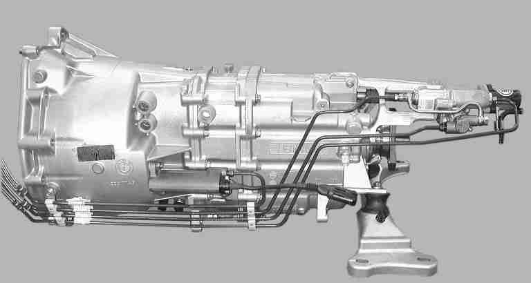 E46 M3 SMG 2 Transmission