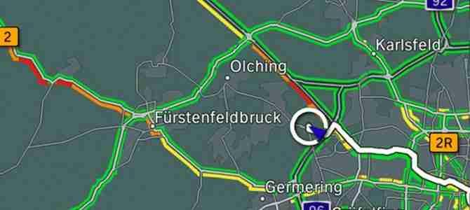 BMW Navigation Map Update
