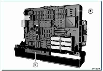 BMW Junction Box (JBE)